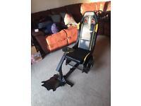 Playseat evolution top gear sim racing rig cockpit chair