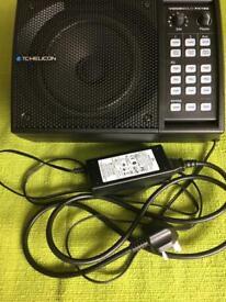 Offers welcome. TC Helicon FX150 vocal processor/amp/mini P.A./monitor.