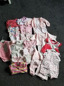 Baby girl clothes newborn to 3 months