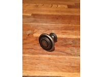 28 Pewter Knobs - currently used on kitchen cabinets