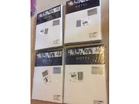 """600 Thread Count """"HOTEL"""" King Size Flat sheets x 4"""