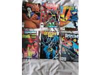 Various 12 Batman comics DC - good condition