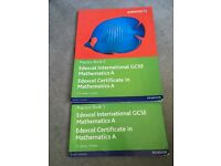 Practice Book 1&2 Edexcel international GCSE Mathematics A Book 1&2