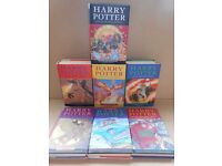 Wanted: Harry Potter books for craft project