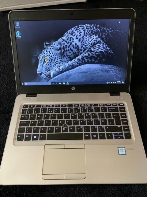 Hp EliteBook 840 G3 8Gb Ram 128Gb SSD Laptop   in Oakwood, West Yorkshire    Gumtree