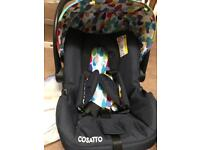 Cosatto baby carrier