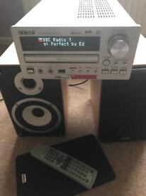 TEAC CR-H255 CD/DAB/USB
