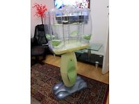 Vision Beautiful 3D bird cage budgies canary etc