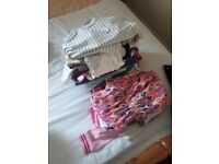 Bundle of girls clothes aged 6 - 9