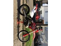 Gas gas ec 300 2T ( not Honda Yamaha Ktm Suzuki dritbike motorcross)