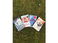 Collection of teenage books