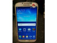 Samsung Galaxy S4, 16GB, White, Virgin