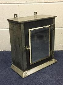 Industrial Retro Vintage Bathroom Cabinet