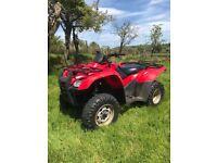 Used, Honda 420 4x4 Farm quad for sale  Maghera, County Londonderry
