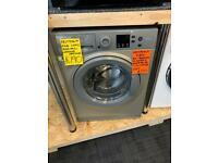 Hotpoint EX-display 7kg load washing machine 1600 spin