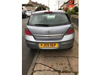 Vauxhall Astra 1.6 59 plate 81000 miles 10 month mot