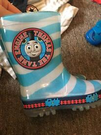Thomas wellies size 4