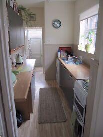 2 bedroom upstairs flat in Walkergate