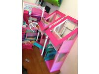 Large play doll house