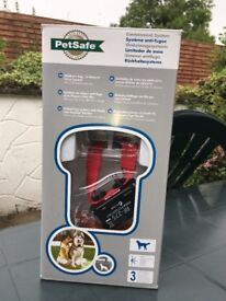 Petsafe Containment System - Keep your dog from wandering or getting into livestock.