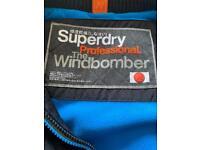 Super dry Windbomber jacket
