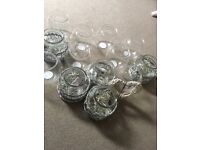 Job Lot wedding jars - lights