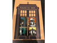 Dr Who Espresso Set