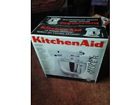 NEVER USED Kitchen Aid mixer in original packaging