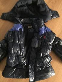 Polo winter 3/4 yrs jacket