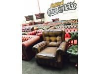 Chesterfield TV Chair