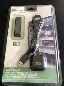 Toshiba WLM-30U2 wifi dongle