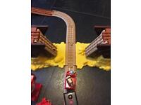 Toy story exploding bridge rc set