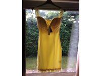 Pretty Fashion Lemon Dress