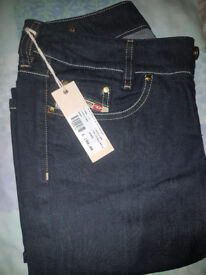 Brand New with Tags Diesel ladies Jeans