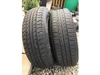 185/65R15 tyres