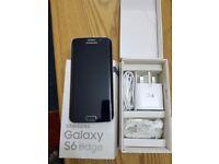 Samsung Galaxy S6 EDGE SM-G925F - 32GB - BLACK (Unlocked) Smartphone