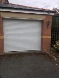 Garage door - electrical