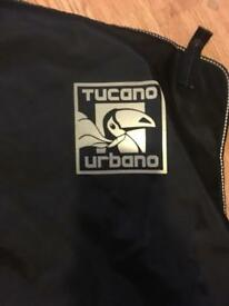 Nmax leg cover. Tucano urbano