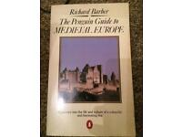 The penguin guide to Medieval Europe