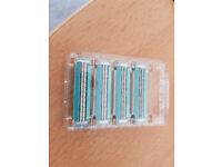 Gillette Sensor womens razor blades