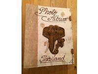 Large Thailand Photo album
