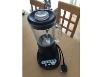 Kitchen Aid Blender onyx black