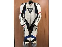 Dainese one piece motorcycle leathers