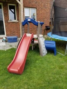 Little Tykes Climber with Slide