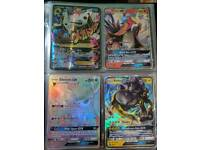 Huge pokemon card bundle(gx/fullart/ex/mega ex)
