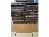 Ps1 with games!
