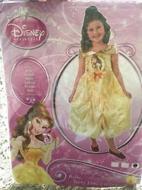 Rubies Princess Belle Celebration Dress 7-8