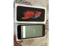 Apples IPhone 6s Plus 128gb Unlocked black very good condition