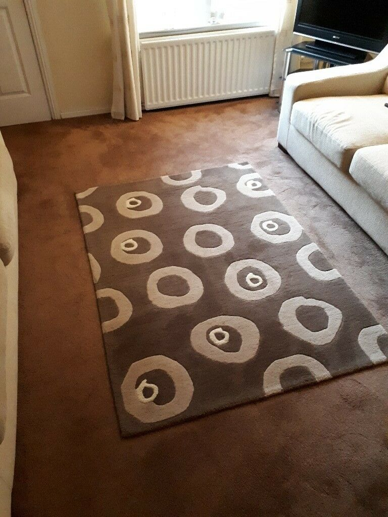 Next Soho Chocolate Rug 120x170cm In East End Glasgow Gumtree