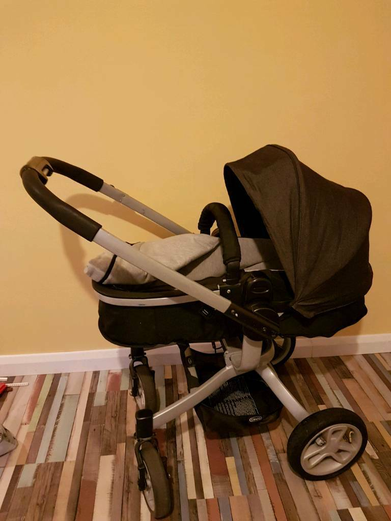 Graco Symbio B Travel System